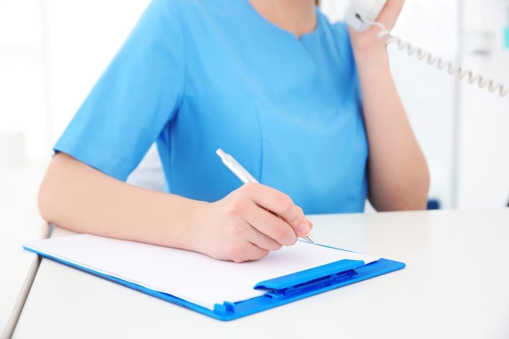 Medical-Receptionist