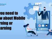 Mobile Learning or mLearning